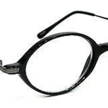 RETRO READING GLASSES CONTOUR STYLE ULTRA LIGHT VINTAGE READERS OVAL FRAME