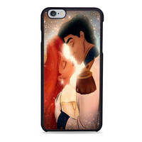Disney Princess Ariel Little Mermaid galaxy for iPhone Case