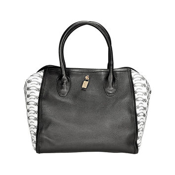 Furla Olimpia Onyx and Rock Tote 722189