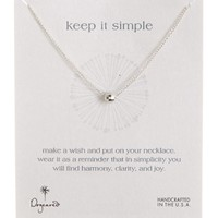 Dogeared | Keep It Simple Disco Bead Necklace | Nordstrom Rack
