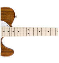 Classic Vibe Telecaster® Thinline, Maple Fingerboard, Natural