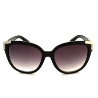 Made With Shade Sunglasses In Black
