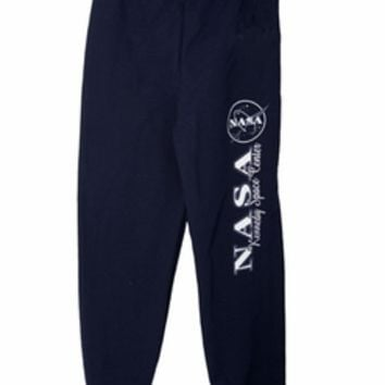 NASA Sweatpants - Navy : The Space Shop