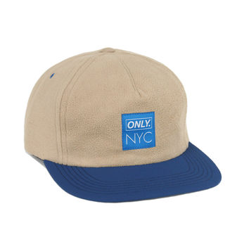 Only NY: Summit Polo Hat - Tan