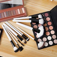 32pcs Makeup Brush Sets Professional Cosmetics Tool with  Pouch Bag