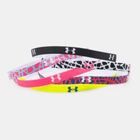 Women's UA Graphic Mini Headbands - 6 Pack | Under Armour US
