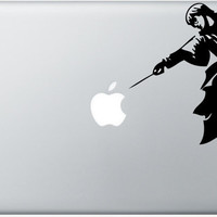 Macbook Decal Harry Potter Mac Decal Macbook Pro Sticker Laptop Decal