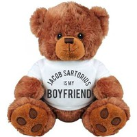 Jacob Sartorius Teddy Bear: Girly Growl