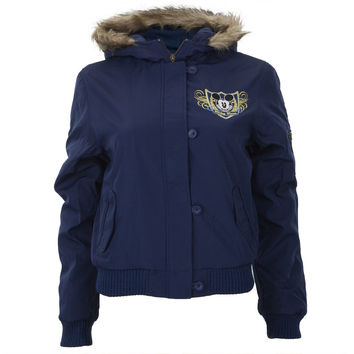 Mickey Mouse - Ornate Crest Juniors Jacket