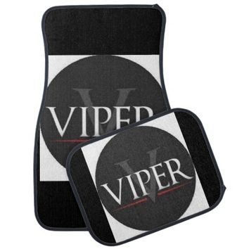 Viper Set of Four Car mats