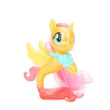 Action Figures Shiny Pony Dolls Gift Toy