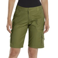 Dickies Relaxed Cargo Shorts - Women's, Size: