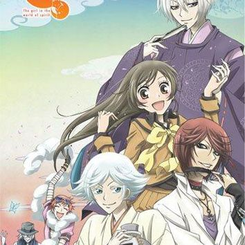 Kamisama Kiss - Key Art Wall Scroll