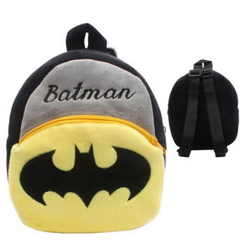 cute batman school bags for kids children kawayi school bags = 1927973252