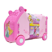 Disney Princess Vrum Children's Ride-On Toy Box