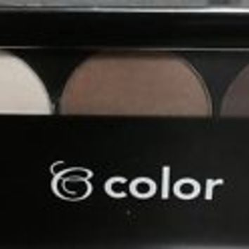 BeautiControl - Product: BC Color Mineral Eyeshadow Trio - Au Natural