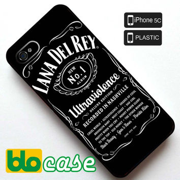 Lana Del Rey Ultraviolence Iphone 5C Plastic Case