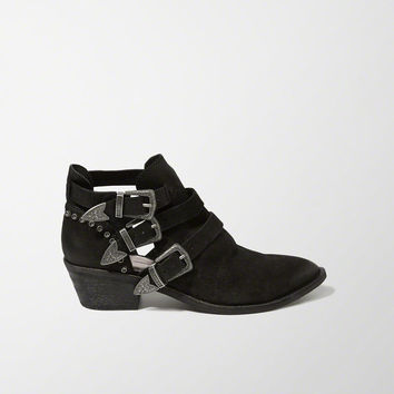 Womens Dolce Vita Spur Booties | Womens Shoes | Abercrombie.com