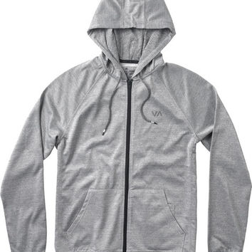 Therman Zip Up Hoodie | RVCA