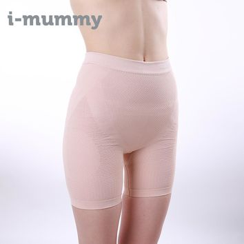 i-baby Maternity Fat Burner Pants Pregnant Fat Burning Underwear Slimming Clothing Detox Weight Loss Leggings After Birth