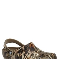 Men's CROCS 'Classic Realtree' Camo Clog Slip-On,
