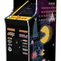 Pac-Man's Arcade Party Cabaret Upright