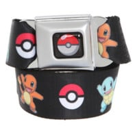 Pokemon Poke Ball Seat Belt Belt