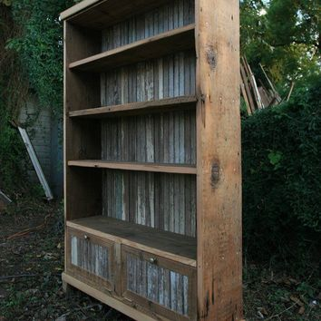 the laurel bookcase by matthewholdren on Etsy
