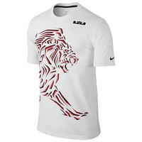Nike Lebron Lion T-Shirt - Men's