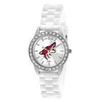 Arizona Coyotes NHL Women's Frost Series Watch