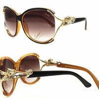 DCCKCO2 Versace Women Fashion Popular Shades Eyeglasses Glasses Sunglasses [2974244491]