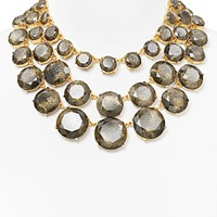 """kate spade new york Steal the Spotlight Triple Strand Necklace, 18"""" 