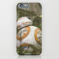 The Droid iPhone & iPod Case by Paula Oliveira