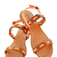 Beach at Sunset Sandal | Mod Retro Vintage Sandals | ModCloth.com