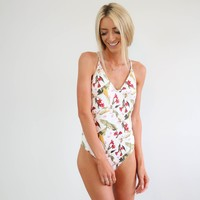 Cassidy Floral One Piece