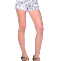 Stone Craft Stella Short in White - White