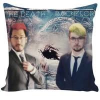 Jacksepticeye and markiplier, the death of a bachelor.