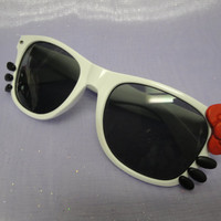 Hello Kitty Sunglasses with Bow and by SugarushCollections on Etsy