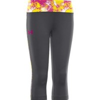 Under Armour Girls' Dazzle Capri - Dick's Sporting Goods