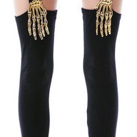 Reverse The Claw Legging Black