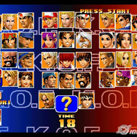 The King of Fighter '98 v1.3 APK+Data Free Download