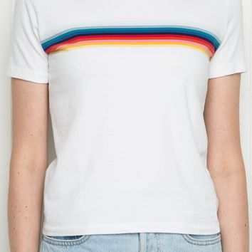 JAMIE RAINBOW TOP