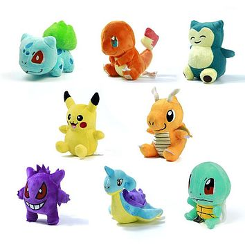 Pokémon Plush Figures