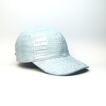 All-Over Alligator Baseball Cap