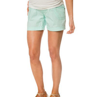 Secret Fit Belly® Cargo Pockets Maternity Shorts