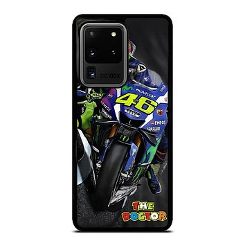MOTO GP ROSSI THE DOCTOR STYLE Samsung Galaxy S20 Ultra Case