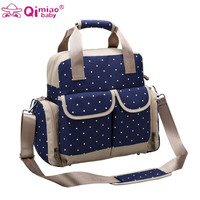 Fashion Baby Bags For Mom Nappy Bags Large Diaper Bag Organizer Mother Maternity Bag Diaper Handbag Travel Baby Nappy Backpack