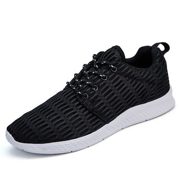 Mens Running Sneakers Sale Big Size Mens Gym Shoes Breathable Mens Trail Running Shoes Spring/Summer Lightweight Running Shoes