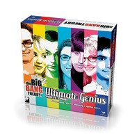 The Big Bang Theory Ultimate Genius Party Game by Cardinal