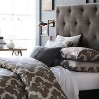 Diamond Tufted Headboard | west elm